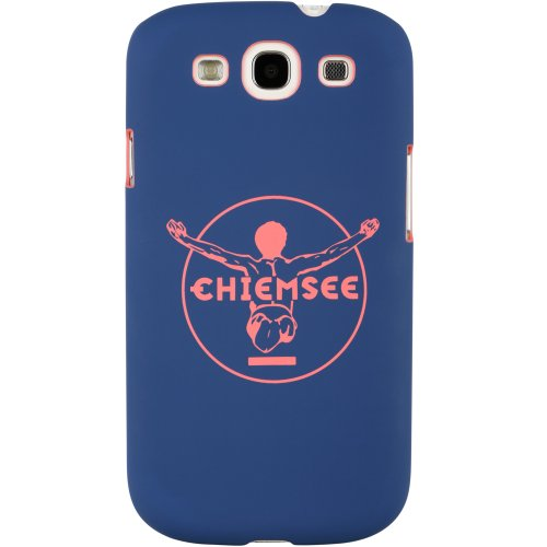 Chiemsee Kongur-Cover per Samsung Galaxy S3 GT-I9300, Colore: Blu Scuro