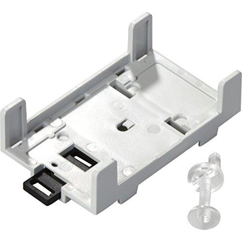 Preisvergleich Produktbild digitalSTROM Befestigungsclip Hutschiene,  Grau