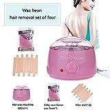 Wax Warmer,Hot Paraffin Heater SPA Hand Epilator Feet Electric Wax Warmer Machine Body