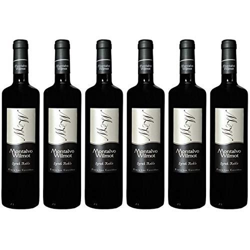 Montalvo Wilmot Vino Tinto  - 6 Botellas - 4500 ml
