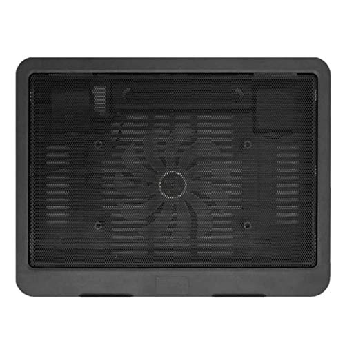 SANOXY Universal Portable Laptop Cooler with 1 Large Fan for your laptop, Apple Mac BookPro, Ultrabook, notebook or netbook