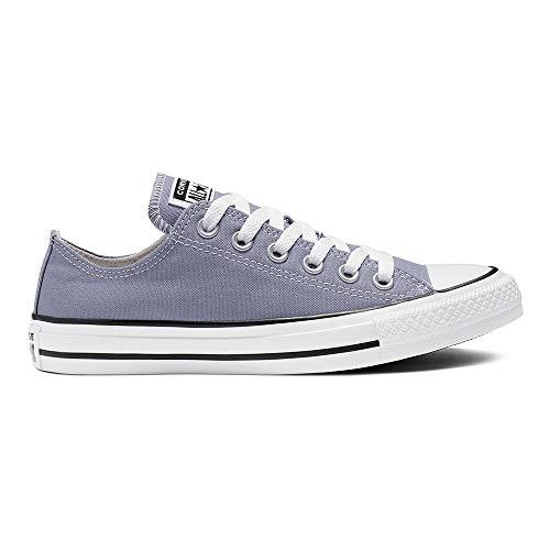 Converse All Star Ox Schuhe, Lila, 38 EU