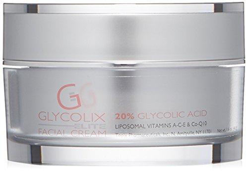 Glycolix Elite Glycolic Acid Facial Cream, 1.6 oz