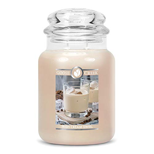 Goose Creek Candle Irish Cream Swirl 2-Wick Candle 680g