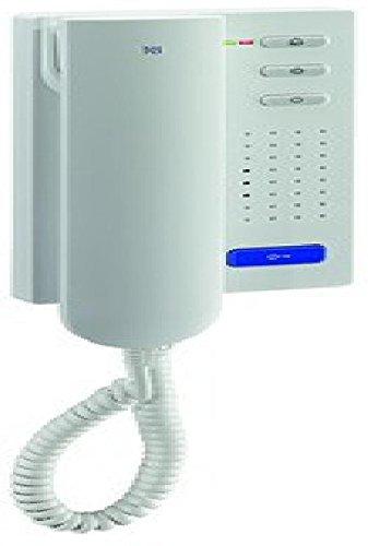 TCS Tür Control Audio Türtelefon ISH3030-0140 4Tasten AP Weiss Haustelefon 4035138017343