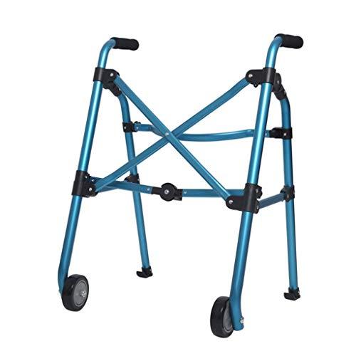 Andador, Andador De Postura Posterior Pediátrico Ajustable Plegable Ligero