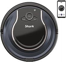 Shark ION Saugroboter [RV750EU], Roboter Staubsauger, Teppiche und Hartböden, WLAN-App, Tierhaare