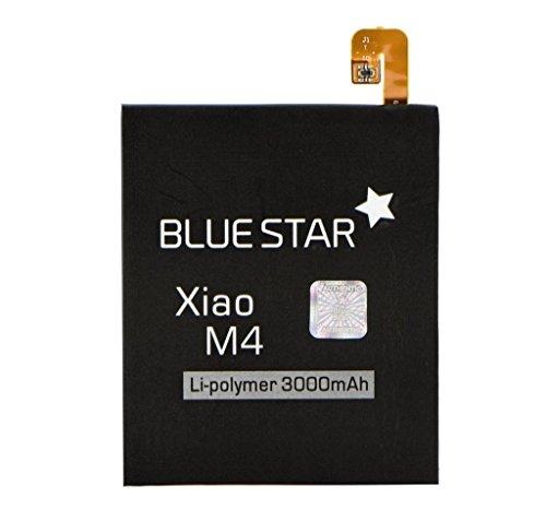 Tumundosmartphone BATERIA Blue Star Premium para XIAOMI Mi4 / M4 3000 mAh