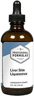 Prof. Complementary Health Formulas Liver Stim Liquescence