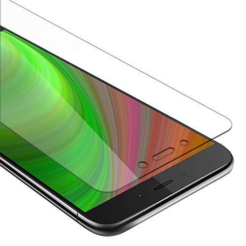 Cadorabo Película Protectora para Xiaomi RedMi Note 4 en Transparencia ELEVADA - Vidrio Templado (Tempered) Cristal Antibalas Compatible 3D con Dureza 9H