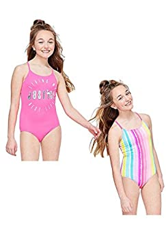 justice swimsuits for girls