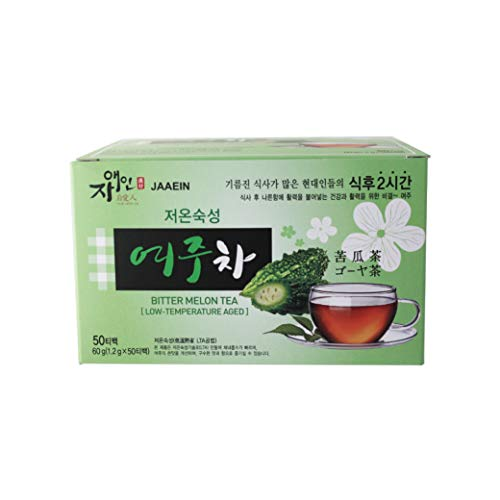 BITTER MELON TEA Tea Assists with Digestive Issues, Can Help Regulate Blood Sugar and Helps Support Healthy Glucose Levels (50 Tea Bags)