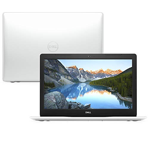 "Notebook Dell Inspiron 15 3000, I15-3583-A2Xb, 8ª Geração Intel Core I5-8265U, 4 Gb Ram, Hd 1Tb, Intel® Uhd Graphics 620, Tela 15.6"" Led Hd, Windows 10, Branco"