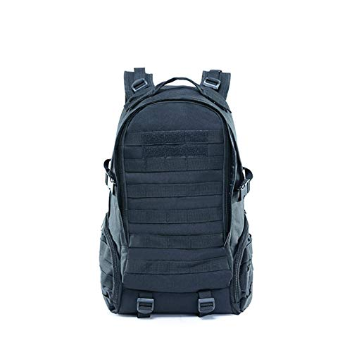 Travel Hiking Daypack45L Waterproof Camping Hiking Bag Army Military Tactical Backpack Sports Traveling Bagfor Men Women (Size:50cm X 30cm X 30cm; Color:C)