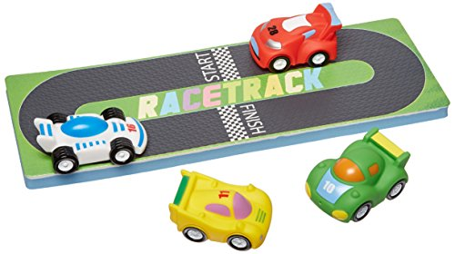 Tubby Table Tubby Buddy's Little Racers Activity Mat & Toys by Tubby Table