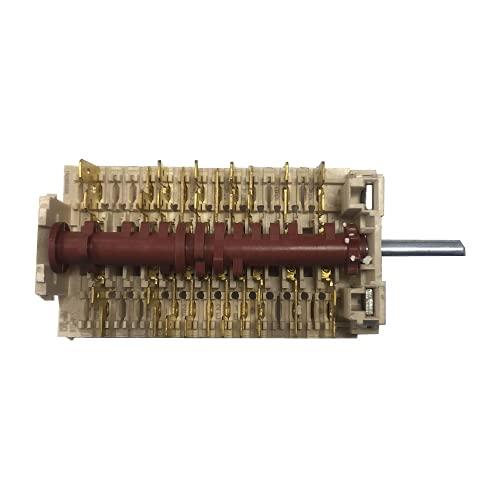 Desconocido Conmutador 8 Pines Horno Balay 3HE506XM, 5501/35 W3