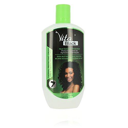 Crème thermo-protectrice - 400ml - Ethniques, VitaBlack
