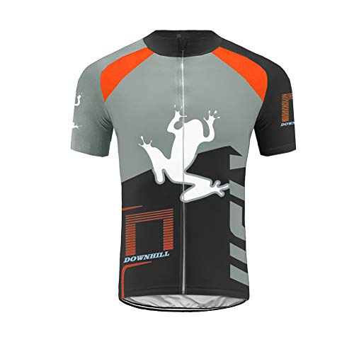 Uglyfrog 2019-2020 Bike Wear Ciclismo Hombres Maillots Seco