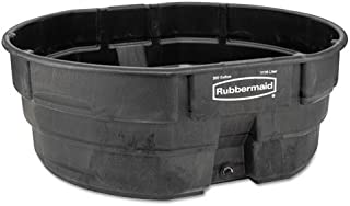 Rubbermaid® Commercial Structural Foam Livestock Tank RCP 4247 BLA