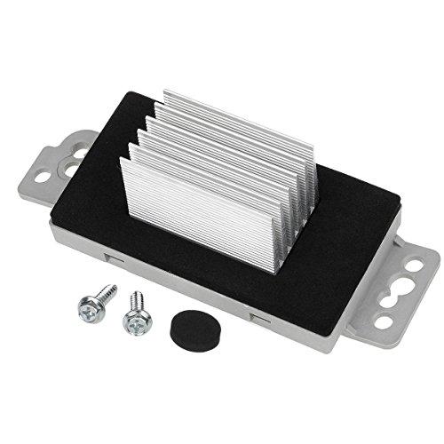 PartsSquare A/C Heater Blower Motor Resistor 19260762 JA1639 1711975