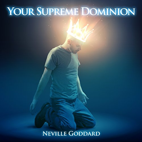 Your Supreme Dominion audiobook cover art