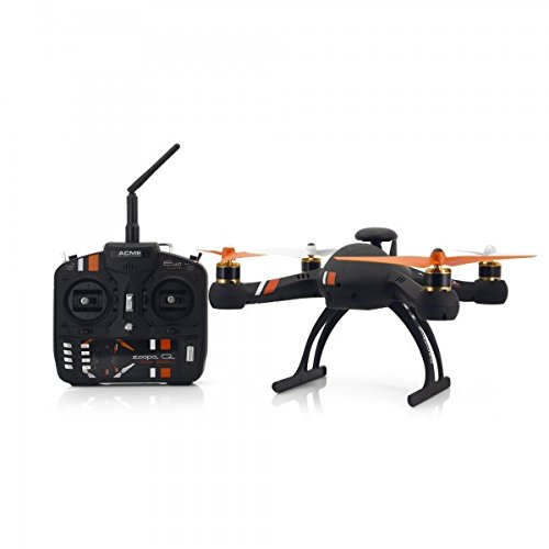 zoopa Acme Q Evo quadrocopter | RTF | GPS | Fence Function | Rotor Protection | incl. 2.4 GHz Remote Control(ZQE550)