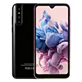 GEOTEL X27 Smartphone, 6.26' 3G Teléfono Móvil, Android 5.1, Cámara 5MP+5MP, Dual SIM, Negro