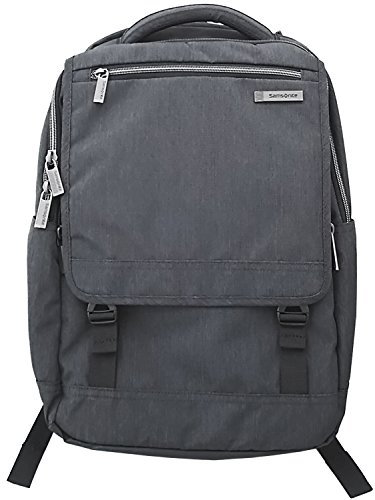 SAMSONITE サムソナイト Modern Utility Paracycle Backpack モダンユーティリティ パラサイクルバッグパック リュック 89575-5794 Charcoal Heather/Charcoal [並行輸入品]