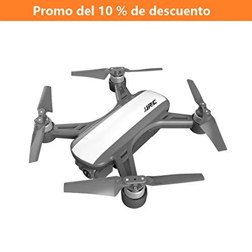 WULEI JJR / C Heron X9 GPS 5G WiFi FPV RC Aviones no tripulados 1080P HD cámara Quadcopter RTF (Blanco)