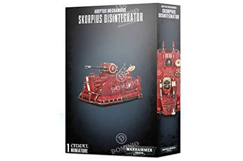 Games Workshop Warhammer 40k - Adeptus Mechanicus Skorpius Disintegrator