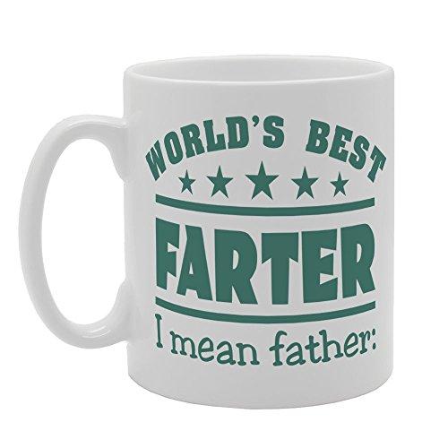 World's Best Farter I Mean Father Mug