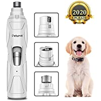 Petural Upgraded Professional 2 -Speed Electric Pet Nail Trimmer
