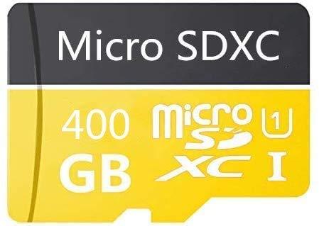 Tarjeta de memoria Flash de clase 10 de 256 GB, 400 GB, 512 GB, 1024 GB, Micro SD SDXC con adaptador gratis (400GB)