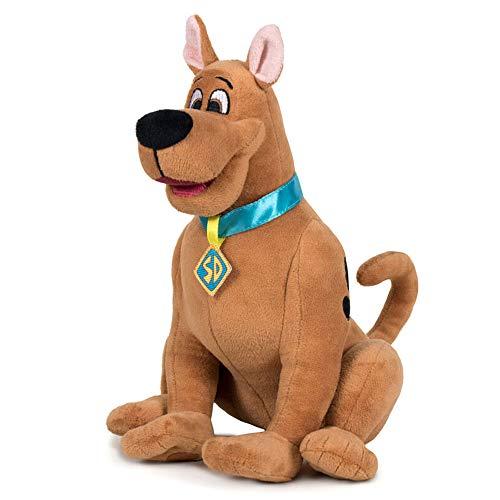 SCOOB! Scooby Doo - Peluches Nueva pelicula Calidad Super Soft (760018779) (28CM, Scooby Adulto)