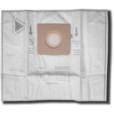 2 Filter 2/Filtro 10/Sacchetti per aspirapolvere per Rowenta Power Space ro2341//& ro2345/EA incl come ZR0039/originali MicroSafe/® 10 Beutel inkl