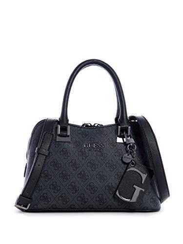 Guess Damen Handtasche MIKA dunkelgrau One Size