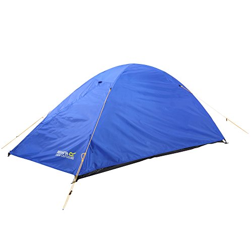 Regatta Great Outdoors Zeefast 2 Man Festival Tent (One Size) (Oxford Blue)