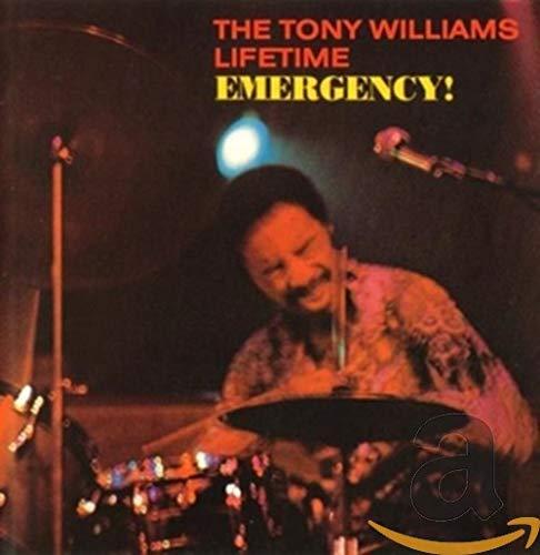 """Wiederauflage der ursprünglich in 2011 veröffentlichten CD. Exklusive Wiederveröffentlichung des Albumdebüts \""""Emergency\"""" der legendären Jazz-Rock- Fusion-Formation THE TONY WILLIAMS LIFETIME. Die Band wurde 1969 von Tony Williams gegründet, der zuvor als Schlagzeuger für Miles Davis in Erscheinung trat. Darüber hinaus zählten der berühmte britische Gitarrist John Mclaughlin und der Organist Larry Young zur Gruppe. Gemeinsam schufen sie eine ganz spezielle Verbindung aus Jazz und Rock. Inkl. Booklet mit komplett überholtem Artwork, vielen Abbildungen & Linernotes. Remastered."""
