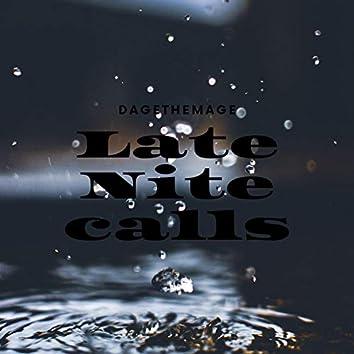Late Nite Calls