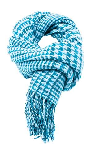 Drykorn Damen Schal Aymie blau