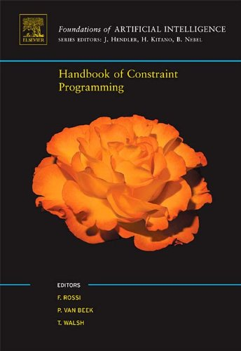 Handbook of Constraint Programming (ISSN) (English Edition)