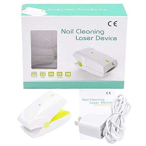 Highly Effective Rechargeable Nail Fungus Laser Treatment Device Nail Infection Onychomycosis Cure Nail Fungal Infections