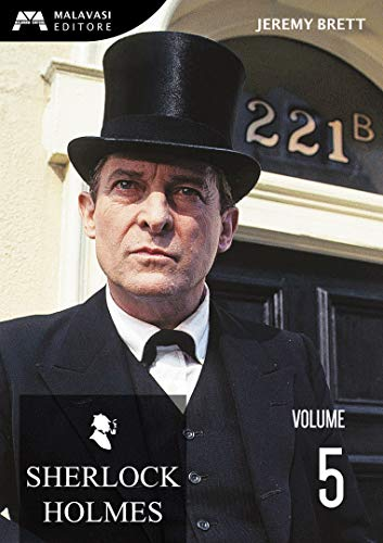 Sherlock Holmes - Volume 5 - Jeremy Brett [Edizione Restaurata 2K]
