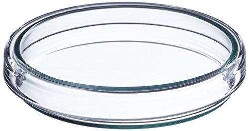 neoLab Anumbra E-2132 Placas de Petri, 80 x 15 mm (5 unidades)
