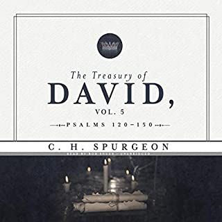 The Treasury of David, Vol. 5 audiobook cover art