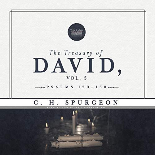 The Treasury of David, Vol. 5 audiobook cover art
