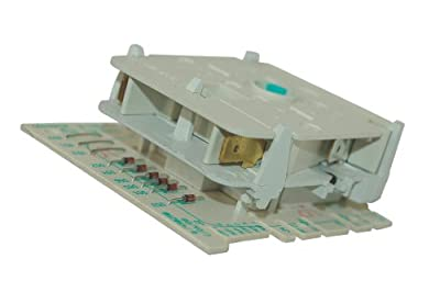 Bosch Tumble Dryer Selector Switch. Genuine part number 492141
