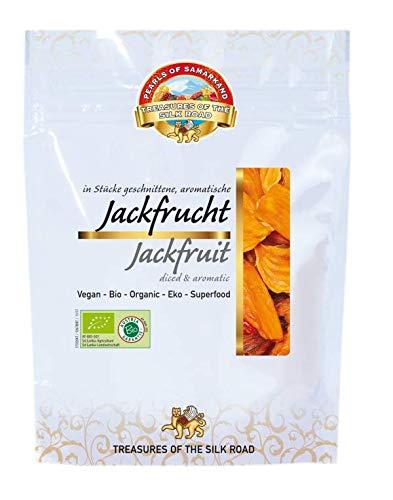 Jackfruit Fruta de Jaca BIO 700g Yaca ecológica orgánica 100% natural crudo...