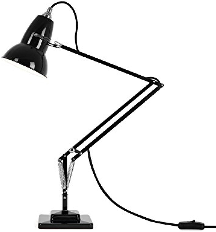 Anglepoise Original 1227 Schreibtischlampe jet schwarz