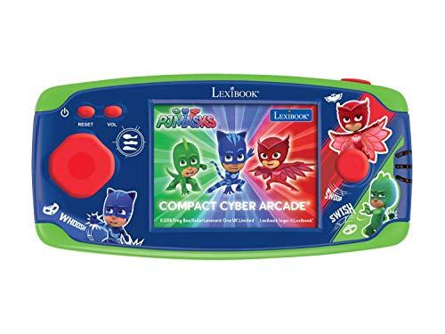 Lexibook Compact Cyber Arcade Konsole 10 Exclusive +140 Classic Spiele Pj Masks